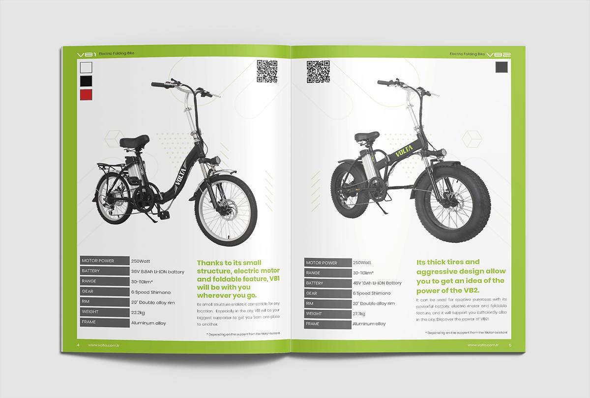 Volta Motor 2020 Product Catalog