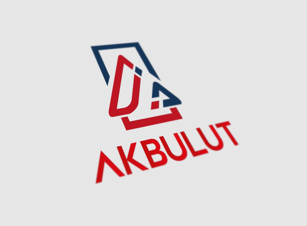 Akbulut Holding Company Logo Design