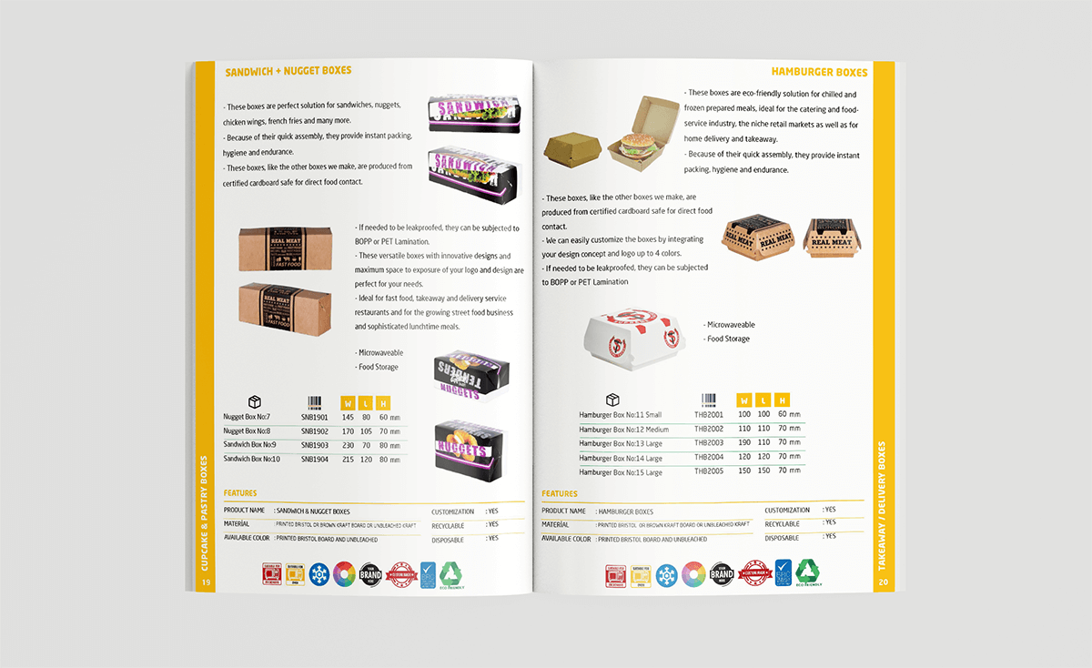 NK Pack 2020 Product Catalog
