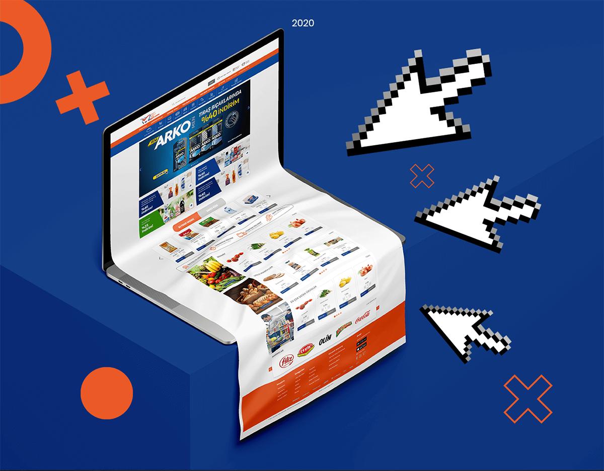 Sepete Gel  Online Ordering System
